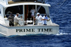 12 Action aboard Prime Time photo Mundo Nautico