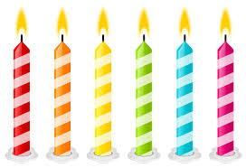 Free Birthday Candles Transparent Background, Download Free Clip Art, Free  Clip Art on Clipart Library
